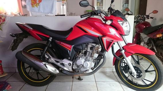 Honda Cg 160 Ex