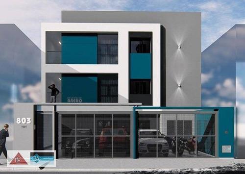 Imagem 1 de 22 de Apartamento Com 2 Dormitórios À Venda, 45 M² Por R$ 243.800,00 - Carrão - São Paulo/sp - Ap6688