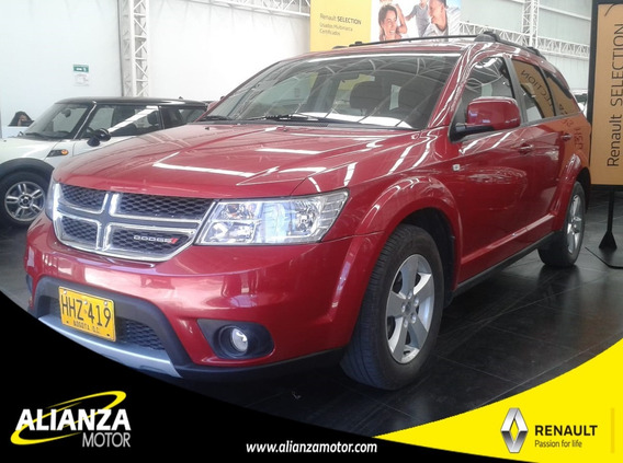 Dodge Journey 2.4 7 Pts 2013