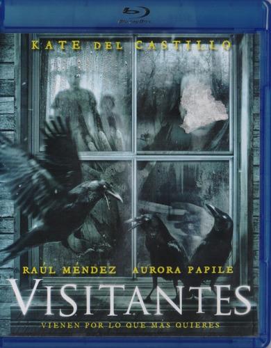 Visitantes Kate Del Castillo Pelicula Blu-ray