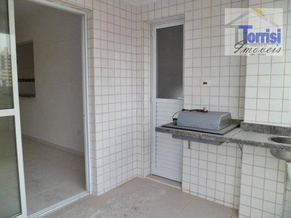 Apartamento Em Praia Grande, 2 Dormitórios, Aviação, Ap2223 - Ap2223