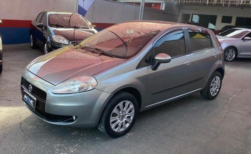 Fiat Punto 1.4 - 2010 - Cinza