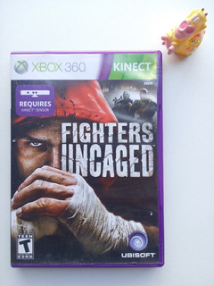 Kinect Fighters Uncaged Xbox 360 Garantizado!! :)
