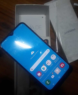 Celular Samsung Galaxy A30 White Pantalla Infinity-u De 6.4