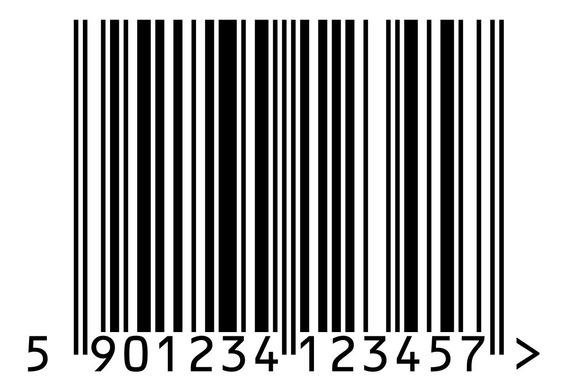 1.000 Códigos De Barras Ean - Únicos E Exclusivos