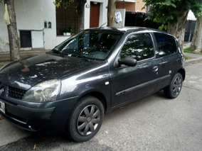 Renault Clio 1.2 F2 Yahoo Permutaria X Moto Menor