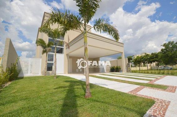 Casa Com 3 Dormitórios À Venda, 250 M² - Condomínio Villa Bella Livorno - Paulínia/sp - Ca1874