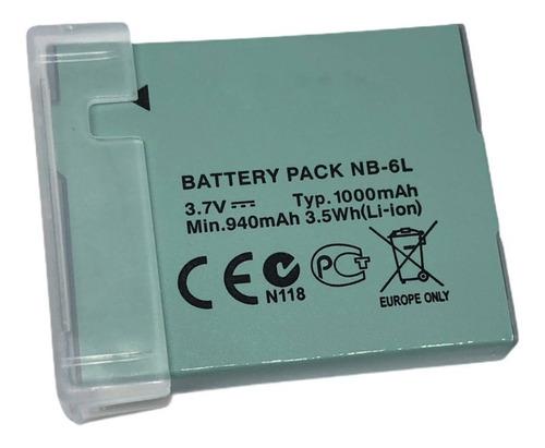 Pila Bateria Nb6l Para Canon Sx51 - Unidad a $42900