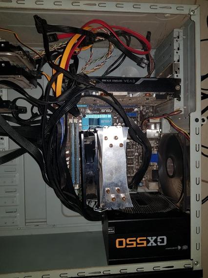 Processador Amd Phenom Ii X6 Black Edition + Placa Mãe Asus M4a88t-m Le + 8gb Ram Ddr3 + Cooler