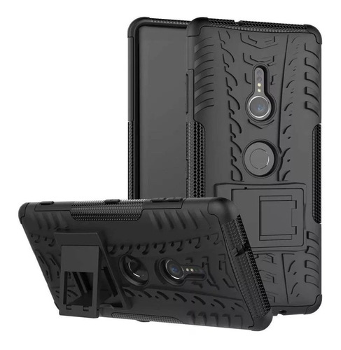 Forro Estuche Antigolpe Case Sony Xperia Xa1 Xa2 Xz1 Xz2 Xz3