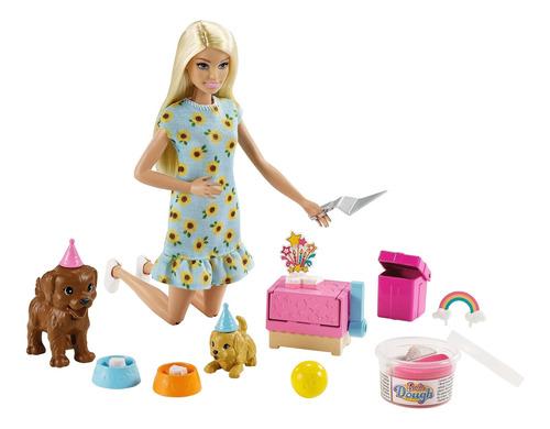 Barbie Sisters & Pets, Fiesta De Perritos