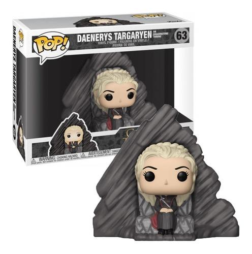 Funko Pop Game Of Thrones Daenerys Targaryen On Dragonstone