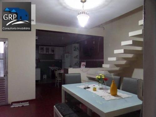 Sobrado Para Venda Em São Caetano Do Sul, Olímpico, 3 Dormitórios, 1 Banheiro, 2 Vagas - 6907_1-1225440