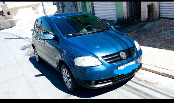 Volkswagen Fox 1.0 Route Total Flex 3p 2008
