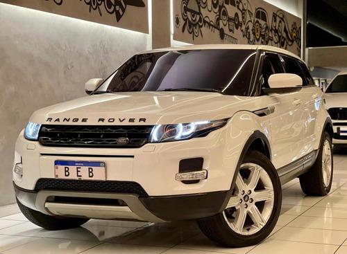 Land Rover Evoque Prestige 2.0 4wd 2013 Com Teto Solar