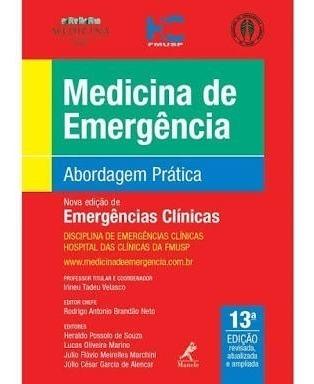 Livro Medicina De Emergencia