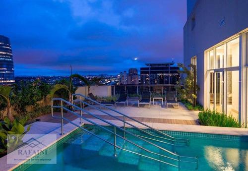 Imagem 1 de 19 de Apartamento Com 1 Dormitório À Venda, 52 M² Por R$ 945.000,00 - Vila Olímpia - São Paulo/sp - Ap0949
