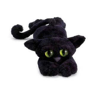 Manhattan Toy Lanky Cats Ziggy, Black