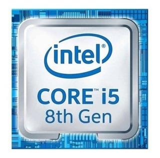 Procesador gamer Intel Core i5-8400 BX80684I58400 de 6 núcleos y 4GHz de frecuencia con gráfica integrada