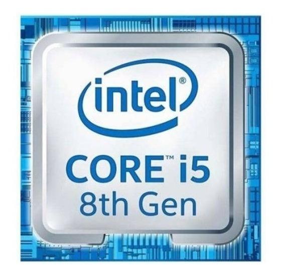 Procesador gamer Intel Core i5-8400 BX80684I58400 de 6 núcleos y 2.8GHz de frecuencia con gráfica integrada