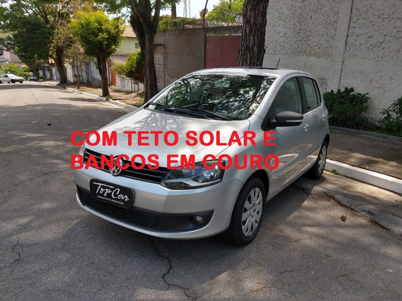 Volkswagen Fox 2012 1.6 C/ Teto Solar Prime Total Flex 5p