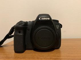 Canon 6d Corpo + Bateria + Carregador - Usada