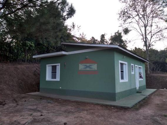 Chácara Bem Localizada Em São Roque ,com Fácil Acesso! - Ch0293