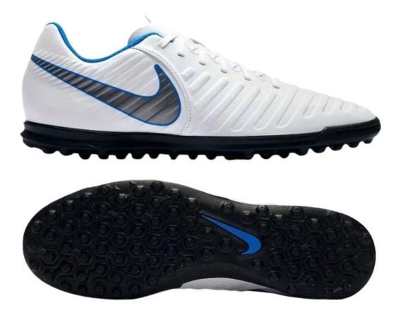 Chuteira Nike Tiempo Legend 7 Club Tf Ah7248 Futebol Society