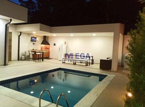 Imagem 1 de 12 de Casa Com 2 Dormitórios À Venda, 196 M² Por R$ 964.000,00 - Lenheiro - Valinhos/sp - Ca2269