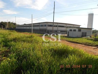 Galpão Industrial Para Locação, Holambra, Holambra - Ga0018. - Ga0018