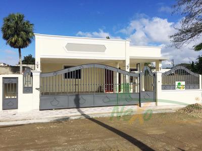 Casa En Proyecto Cerrado Próximo Al Dorado Ii (eac-159)