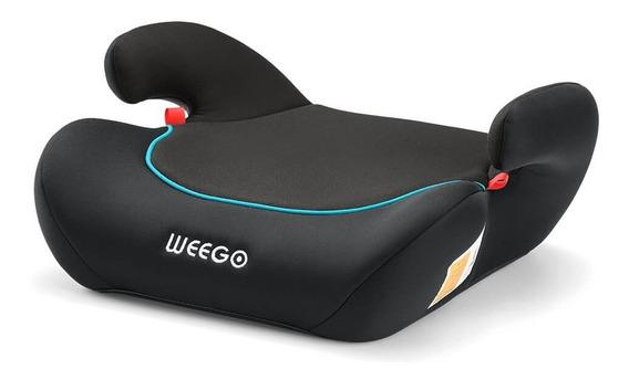 Assento Para Auto Turbooster Weego 22-36kg (iii) Azul