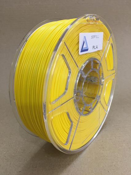 Filamento 3d Pla - 1,75 Mm - 1 Kg - Várias Cores - Promoção