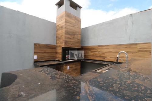 Casa À Venda Condomínio Ideal Life Com 3 Quartos, 142m², 2vagas - V6392