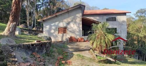 Imagem 1 de 15 de Chácara A Venda - Paiol Grande / São Roque - 3323