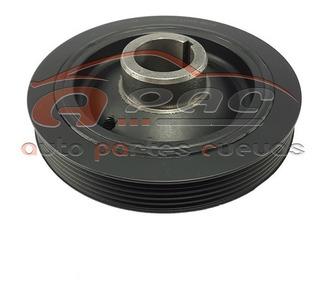 Polea De Cigüeñal Damper Chevrolet Geo Tracker 1999-2008 2.0l 4 Cilindros Oem 91177266