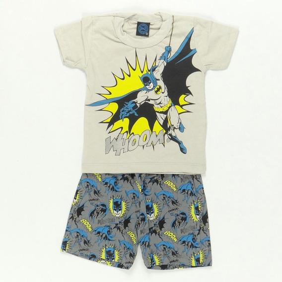 Pijama Batman Boom Kamylus Pepila