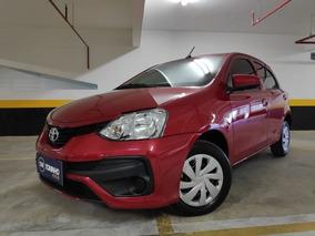 Toyota Etios 1.3 X 16v Automatico 2018