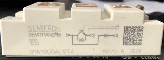 Igbt Semikron Skm100gal12t4