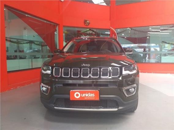 Jeep Compass 2.0 16v Flex Limited Automático