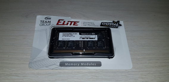 Memoria 16gb Notebook Ddr4 2666mhz
