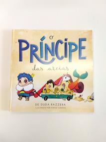 Livro O Príncipe Das Areias Por Duda Razzera - Infantil