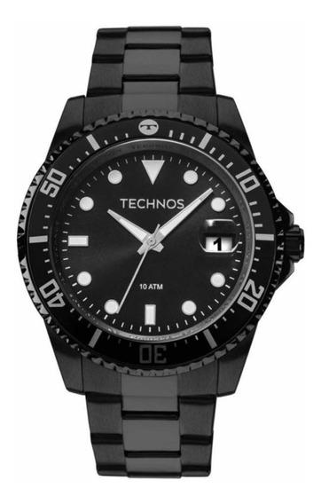 Relógio Technos 2415cl/4p Garantia Technos De 1 Ano