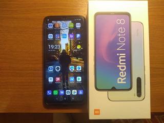 Celular Xiaomi Redmi Note 8...usado...adquirido Hace 2 Dias