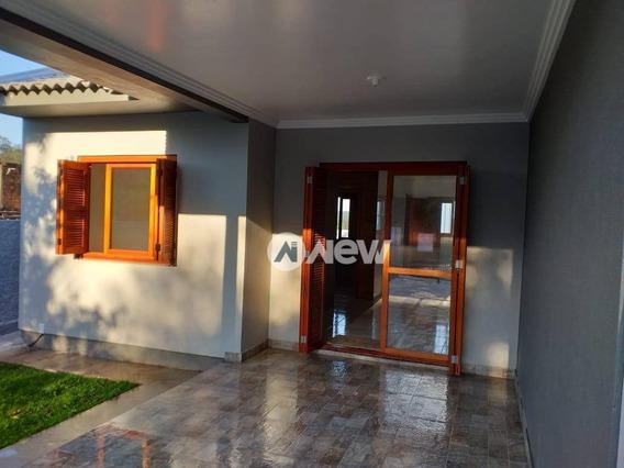 Casa Com 2 Dormitórios À Venda, 63 M² Por R$ 180.850,00 - Campo Grande - Estância Velha/rs - Ca3169