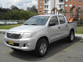 Toyota Hilux Imv 2500 Cc Td 4x4 Aa 2ab Abs