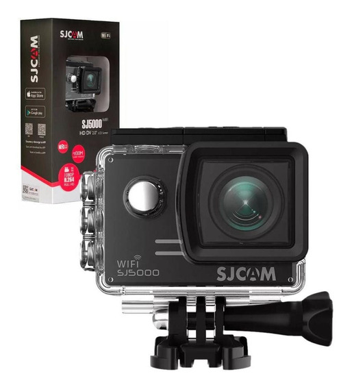 Sjcam Sj5000 Wifi 1080p H.264 Full Hd Original 14mp Lacrada
