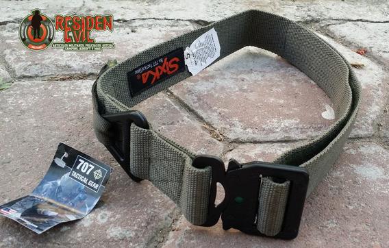 Cinturon Tactico Cobra Belt Original 707 Tactical Gear