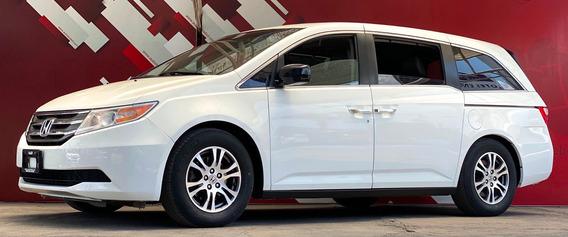 Honda Odyssey Exl 2011