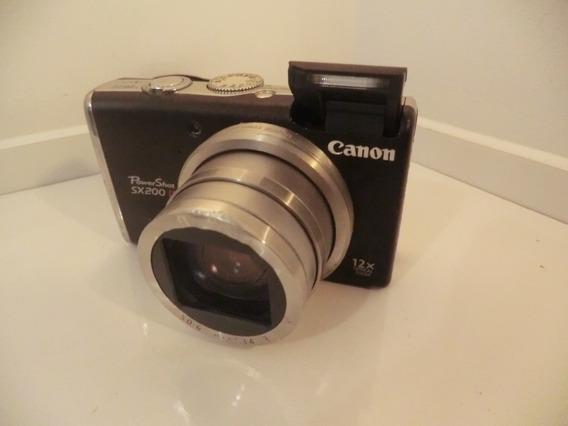 Câmera Canon Sx200is